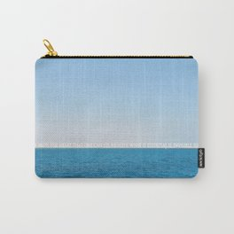 Untitled favorite quote  Carry-All Pouch