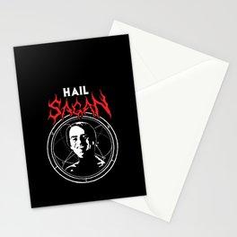 HAIL SAGAN Stationery Cards