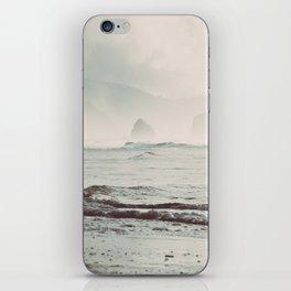 Great American Road Trip - Oregon Coast iPhone Skin