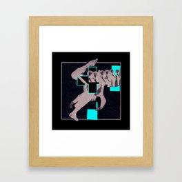 2010 Framed Art Print