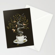 A Cup of Dreams Stationery Cards