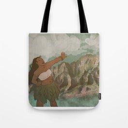 Kauai and Coffee Tote Bag