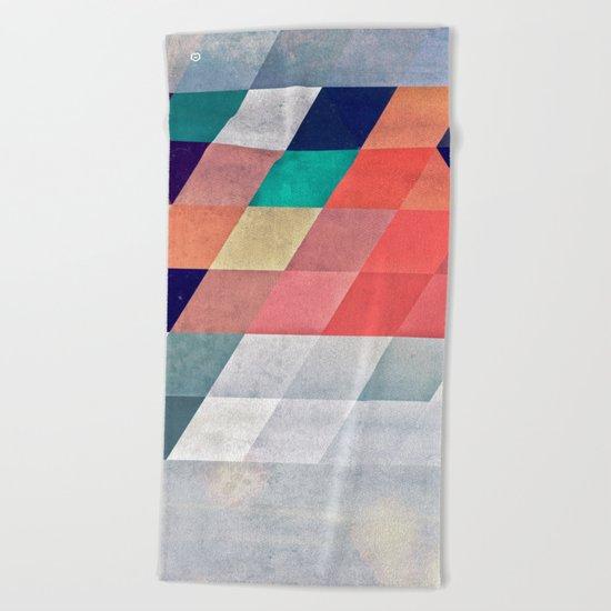 Myxy Beach Towel