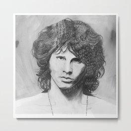 Morrison's words Metal Print