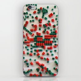 Dwelling Places iPhone Skin