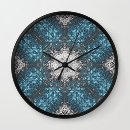 Mehndi Ethnic Style G336 Wall Clock