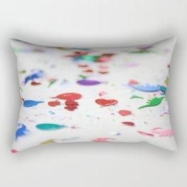 Confetti Sprinkle Rectangular Pillow