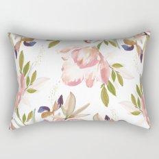 Darling Blooms 02 Rectangular Pillow