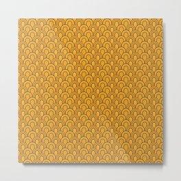 70's Wallpaper Metal Print