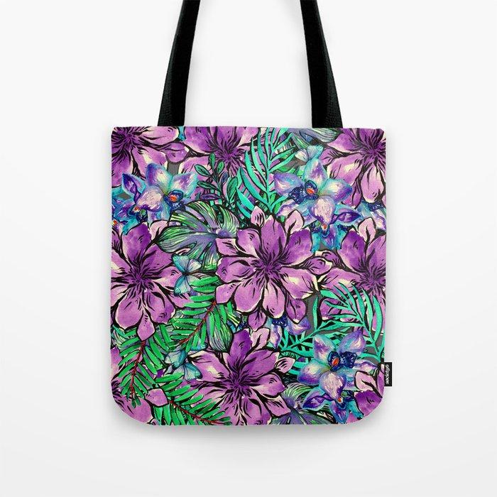 My Tropical Garden 4 Tote Bag