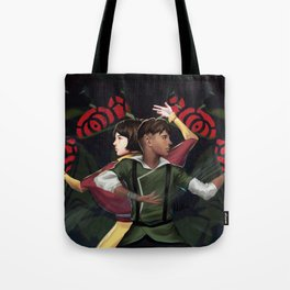 Young Airbenders Tote Bag