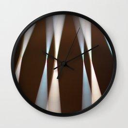 Abstract Guitar Wall Clock