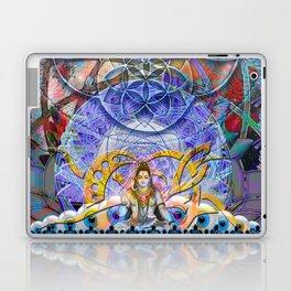 Space Shiva Laptop & iPad Skin