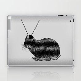 Fuzzy Reception Laptop & iPad Skin