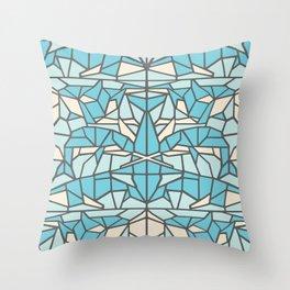 cetacea Throw Pillow
