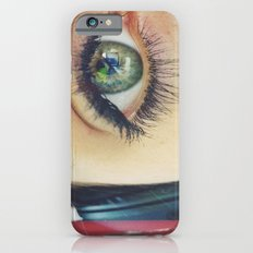 Beauty is in the eye of the beholder iPhone 6s Slim Case