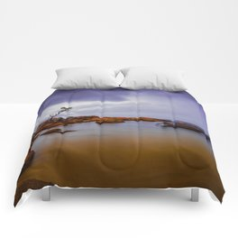 Tranquil Bay Comforters