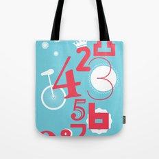 123... Tote Bag