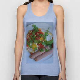 fried eggs Unisex Tank Top