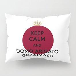 Snapbacks domo arigato gozaimasu Pillow Sham