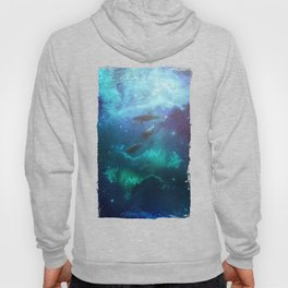 Mystic dolphins Hoody