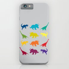Dino Parade 2 iPhone 6s Slim Case