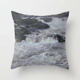 Great Falls Throw Pillow