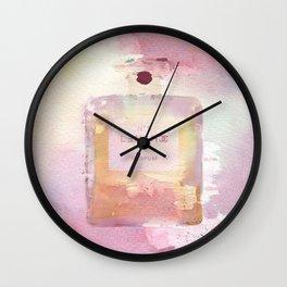 Parfum Paris Nº 5 Wall Clock