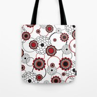 Flowers For My Sweetheart. Tote Bag