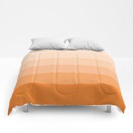 Russet Orange Palette Comforters