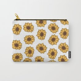 lil' anxious sunflowers Carry-All Pouch