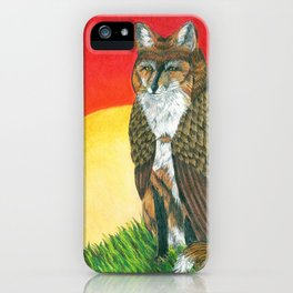Shape Shifter iPhone Case