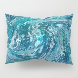 Fantastic abstract wave Pillow Sham