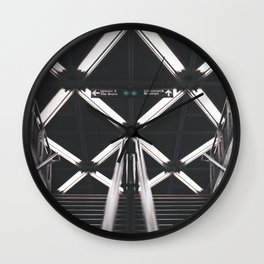 NYC Subway Wall Clock