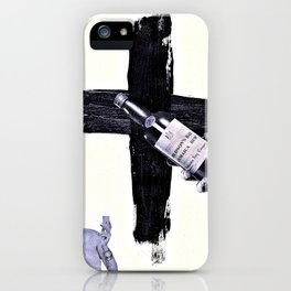 Grand Central Station of the Cross iPhone Case