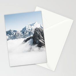 mountain tops #society6 #decor #buyart #homedecor Stationery Cards