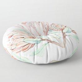 Protea #society6 #buyart Floor Pillow