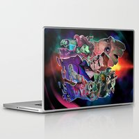 guardians of the galaxy Laptop & iPad Skins featuring Guardians of the Galaxy by Max Grecke