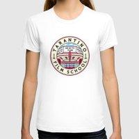 tarantino T-shirts featuring Tarantino Film School by The Epic Effect