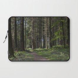 Spruce Woodland Path Laptop Sleeve