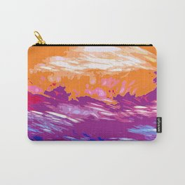Splashes of Color Carry-All Pouch