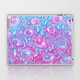 Eyeball Pattern - Version 2 Laptop & iPad Skin