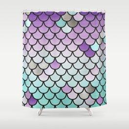 Pisces II Shower Curtain