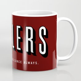 SPOILERS Coffee Mug