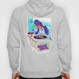 Amelia Bedelia drops the beat Hoody