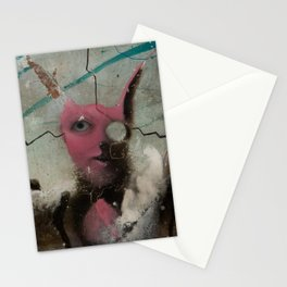 successful hunt Stationery Cards