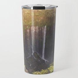 Tumpak Sewu Waterfall Travel Mug