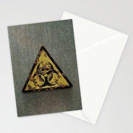 Biohazard Stationery Cards