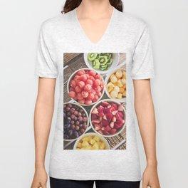 Fruit Unisex V-Neck