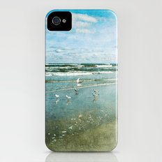 Cold days iPhone (4, 4s) Slim Case